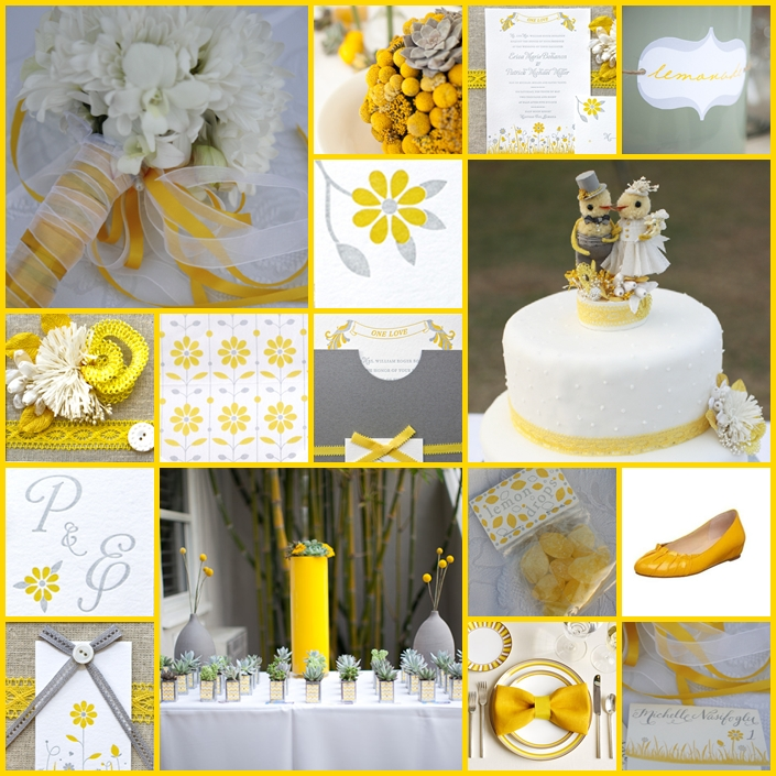 Wedding decoration ideas yellow and gray keen to be seen marigold wedding decoration ideas yellow and gray keen to be seen marigold yellow and pewter gray junglespirit Images